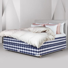 Twin XL Hastens 2000T Continental Bed