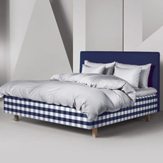Full Hastens Excel Frame Bed