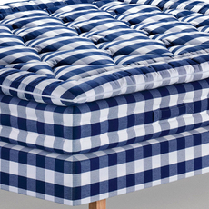 Full Hastens Luxuria Continental Bed