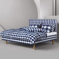 Twin XL Hastens Marquis Frame Bed at Hastens Detroit