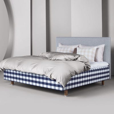 Full Hastens Superia Frame Bed
