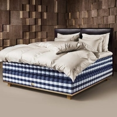 King Hastens Vividus Bed at Hastens Detroit