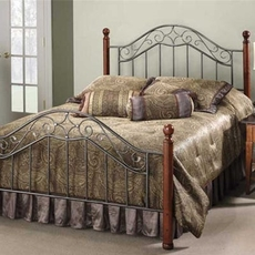 Hillsdale Furniture Martino Queen Bed