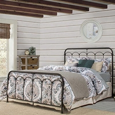 Hillsdale Furniture Jocelyn Full Bed Set with Frame