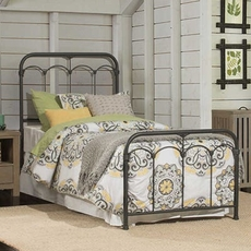 Hillsdale Furniture Jocelyn Twin Bed Set with Frame