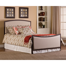 Hillsdale Furniture Bayside Bed in Bronze Full Size