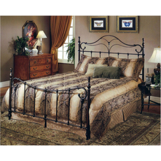 Hillsdale Furniture Bennett Complete Bed Queen Size
