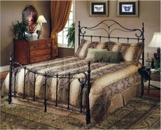 Hillsdale Furniture Bennett Complete Bed Full Size