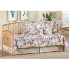 Hillsdale Furniture Carolina Daybed in Country Pine with Free Polytop Frame