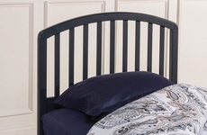 Hillsdale Furniture Carolina Headboard in Navy Full/Queen Size