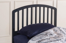 Hillsdale Furniture Carolina Headboard in Navy Twin Size