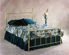Hillsdale Furniture Chelsea Bed Queen Size