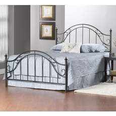Hillsdale Furniture Clayton Bed Queen Size