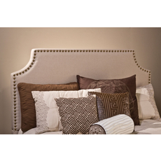 Hillsdale Furniture Dekland Headboard with Bed Frame Cal King Size