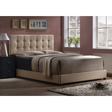 Hillsdale Furniture Duggan Upholstered Bed Twin Size