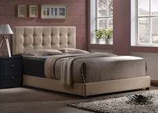 Hillsdale Furniture Duggan Upholstered Bed King Size
