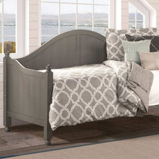 Hillsdale Furniture Augusta Daybed in Stone - Closeout!