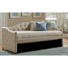 Hillsdale Furniture Jamie Daybed with Free Daybed Mattress