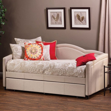 Hillsdale Furniture Jasmine Daybed with Free Mattress