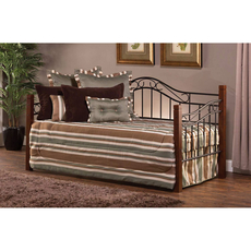 Hillsdale Furniture Matson Daybed with Free Daybed Mattress