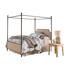 Hillsdale Furniture McArthur Queen Canopy Bed