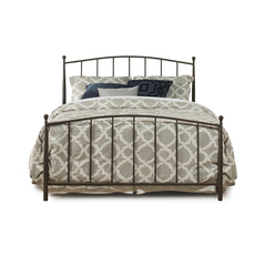 Hillsdale Furniture Warwick Full Metal Bed