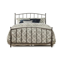 Hillsdale Furniture Warwick King Metal Bed