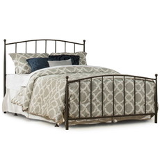 Hillsdale Furniture Warwick Twin Metal Bed