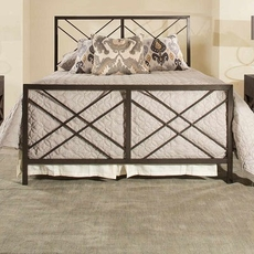 Hillsdale Furniture Westlake King Metal Bed