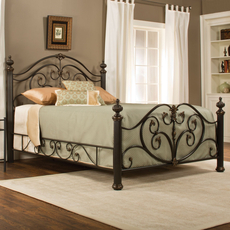 Hillsdale Furniture Grand Isle Bed Queen Size