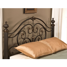 Hillsdale Furniture Grand Isle Queen Headboard with Frame
