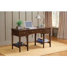 Hillsdale Furniture Gresham Desk in Cherry