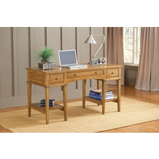 Hillsdale Furniture Gresham Desk in Oak
