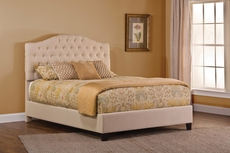 Hillsdale Furniture Jamie Upholstered Bed Queen Size