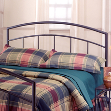 Hillsdale Furniture Julien Headboard with Bed Frame Full/Queen Size