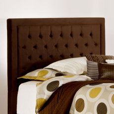 Hillsdale Furniture Kaylie Headboard in Chocolate Cal King Size