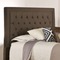 Hillsdale Furniture Kaylie Headboard in Pewter King Size