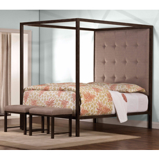 Hillsdale Furniture King's Way Canopy Bed King Size