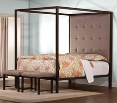 Hillsdale Furniture King's Way Canopy Bed Queen Size