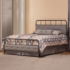 Hillsdale Furniture Langdon Complete Bed Queen Size