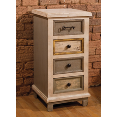 Hillsdale Furniture LaRose 4 Drawer Cabinet