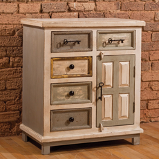 Hillsdale Furniture LaRose 5 Drawer Door Cabinet