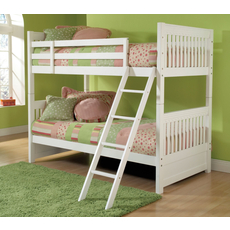 Hillsdale Furniture Lauren Twin over Twin Bunk Bed