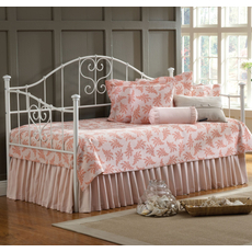 Hillsdale Furniture Lucy Daybed with Free Mattress