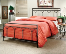 Hillsdale Furniture McKenzie Complete Bed King Size