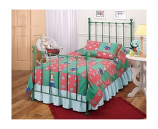 Hillsdale Furniture Molly Twin Bed in Green