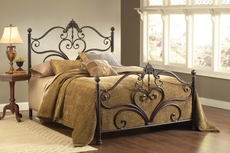 Hillsdale Furniture Newton Bed King Size