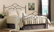 Hillsdale Furniture Oklahoma Bed Queen Size