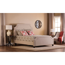 Hillsdale Furniture Parker Upholstered Bed Queen Size