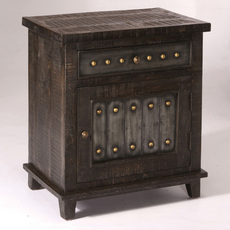 Hillsdale Furniture Pavia Cabinet with 1 Drawer and 1 Door